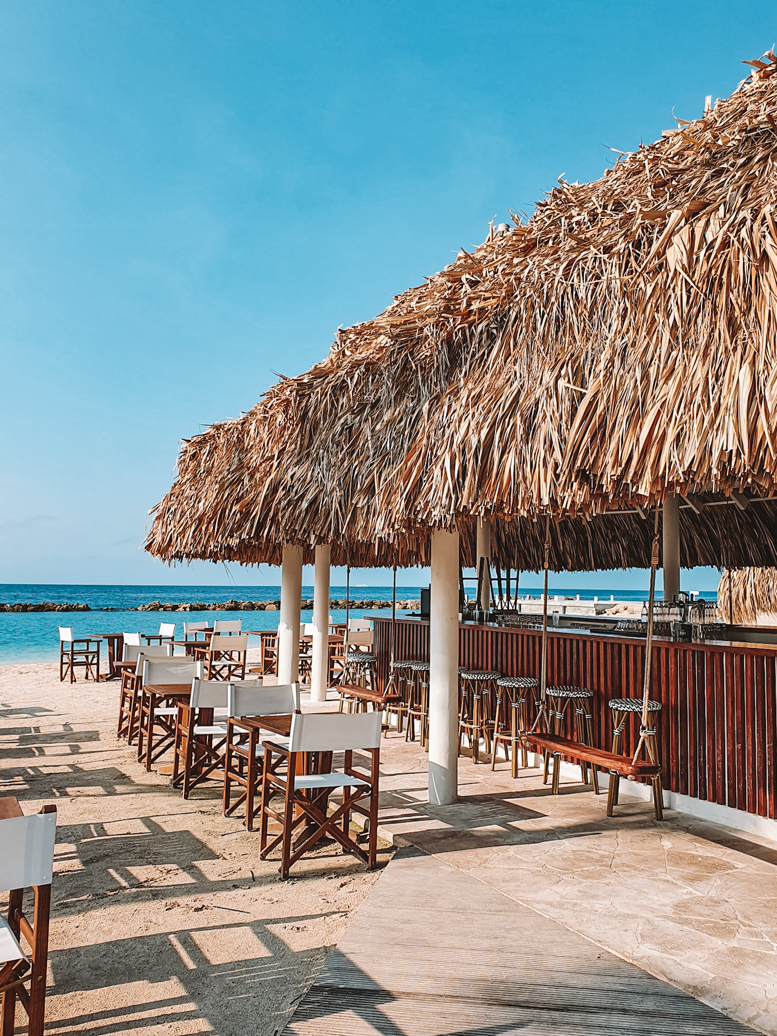 Corendon Mangrove Beach Resort Bar, Curaçao
