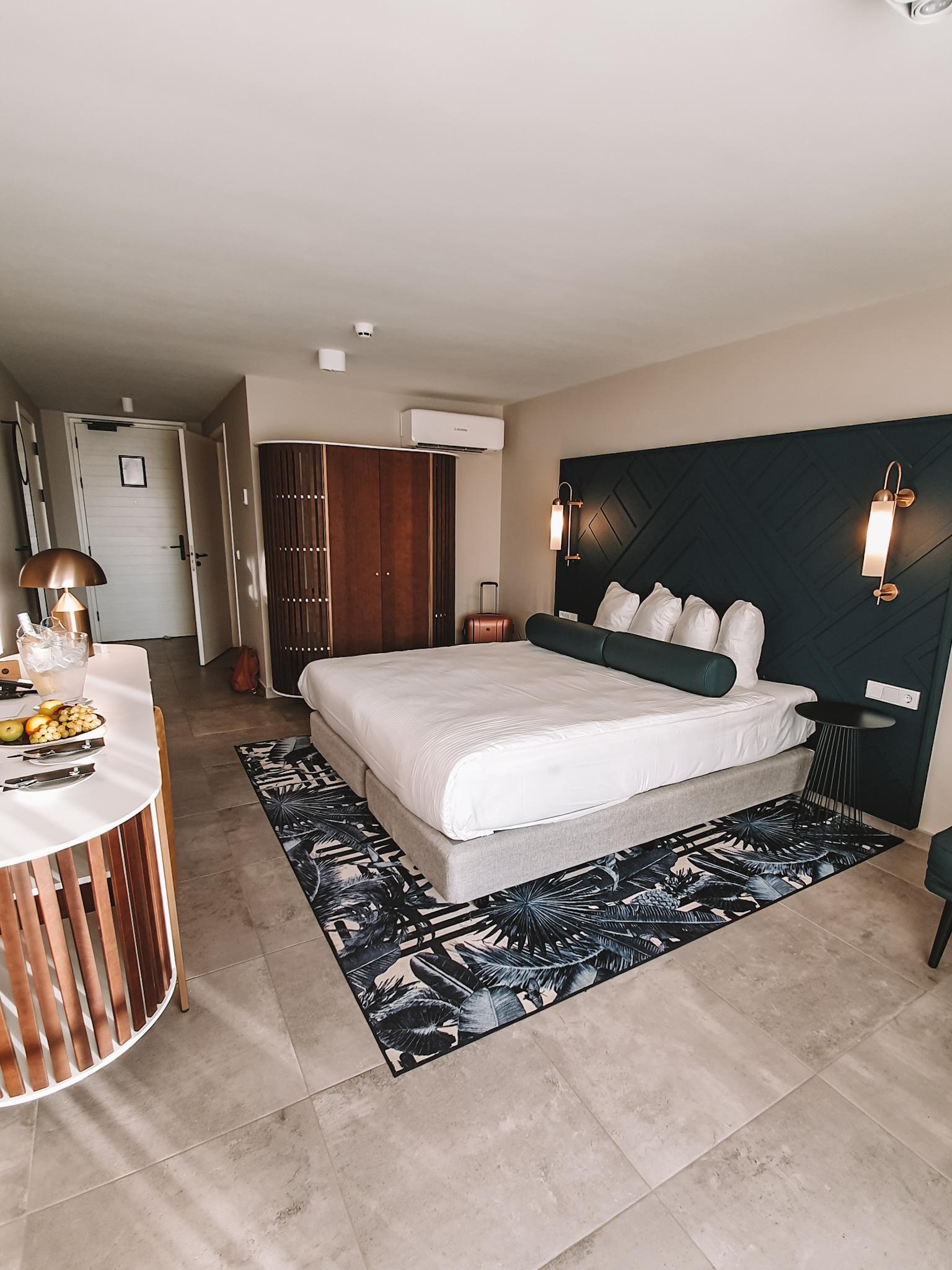 room at Mangrove Beach Resort