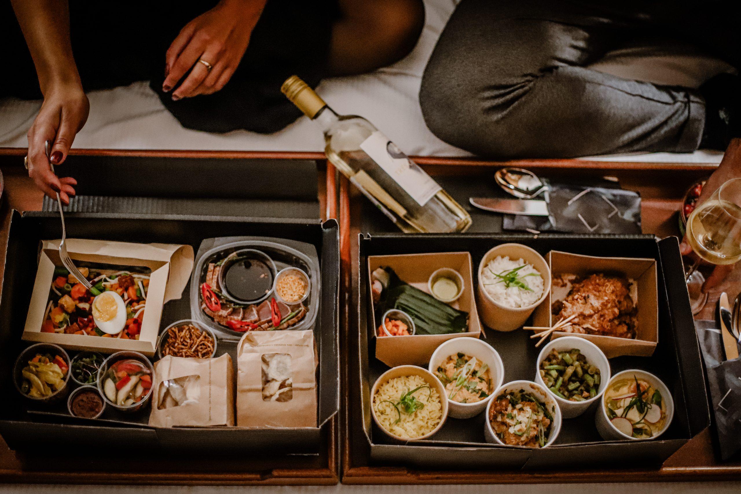 Indonesian food TIWYA Hilton