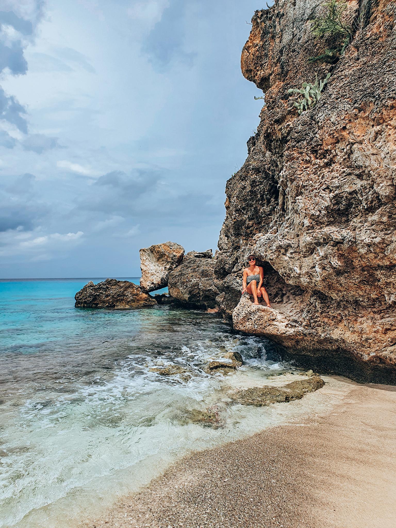 Kleine Knip, Curaçao