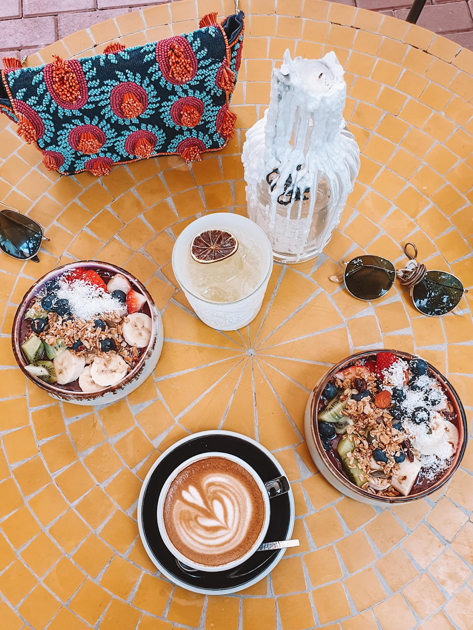 Açai bowl Number Ten Curacao