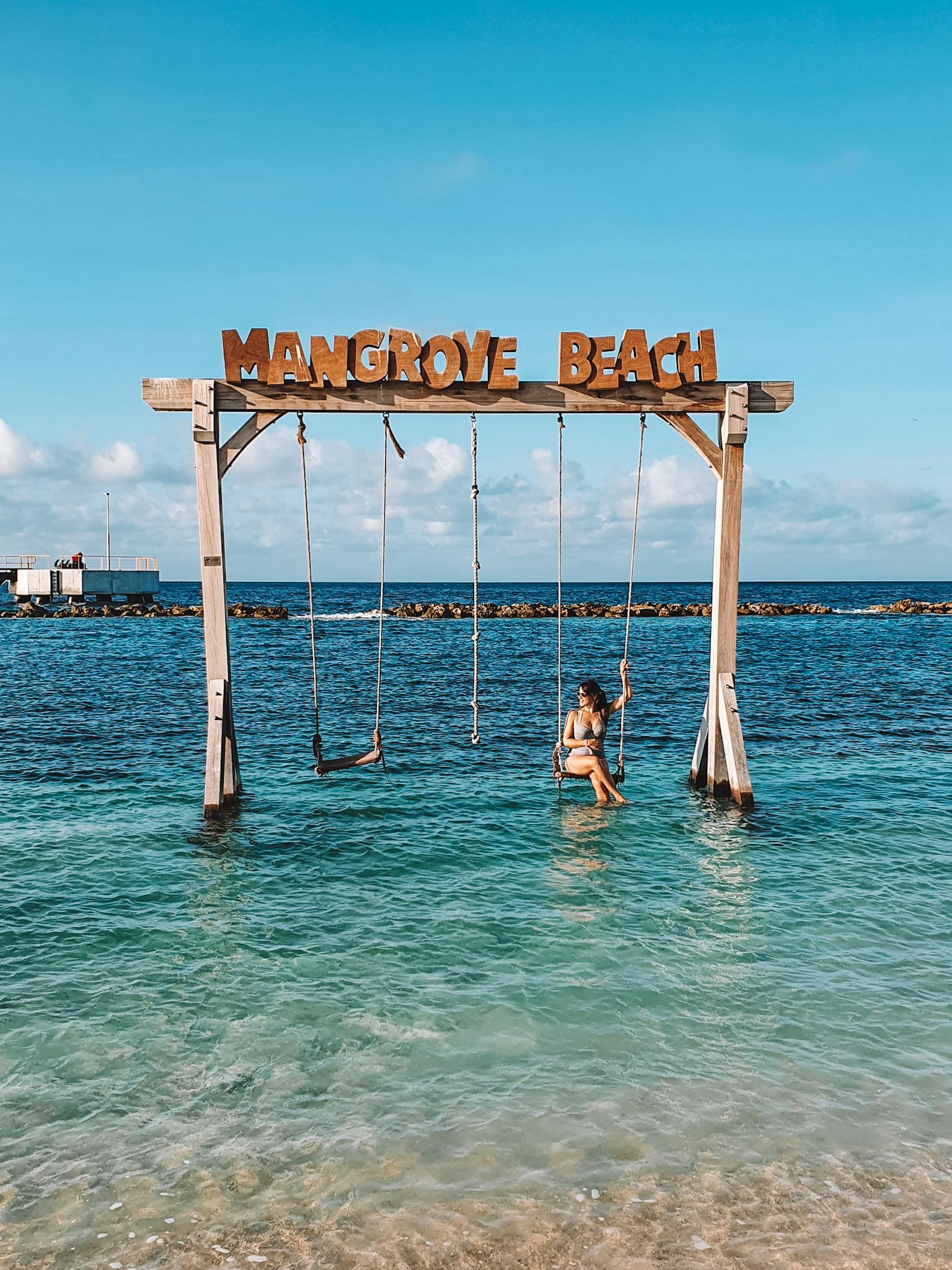 sea swing Curacao