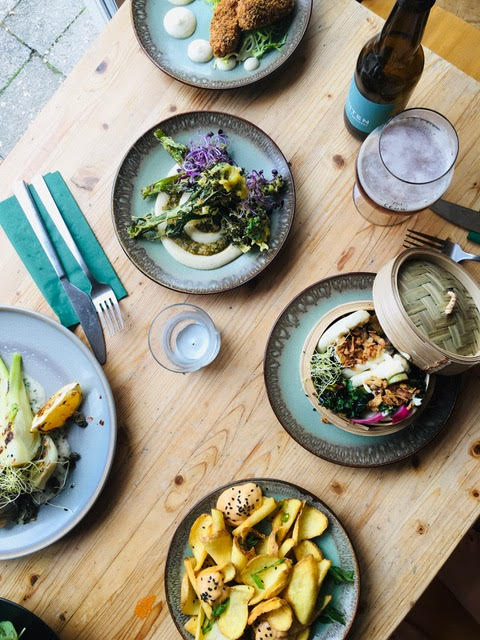 Van Planten, best vegan restaurants in Utrecht