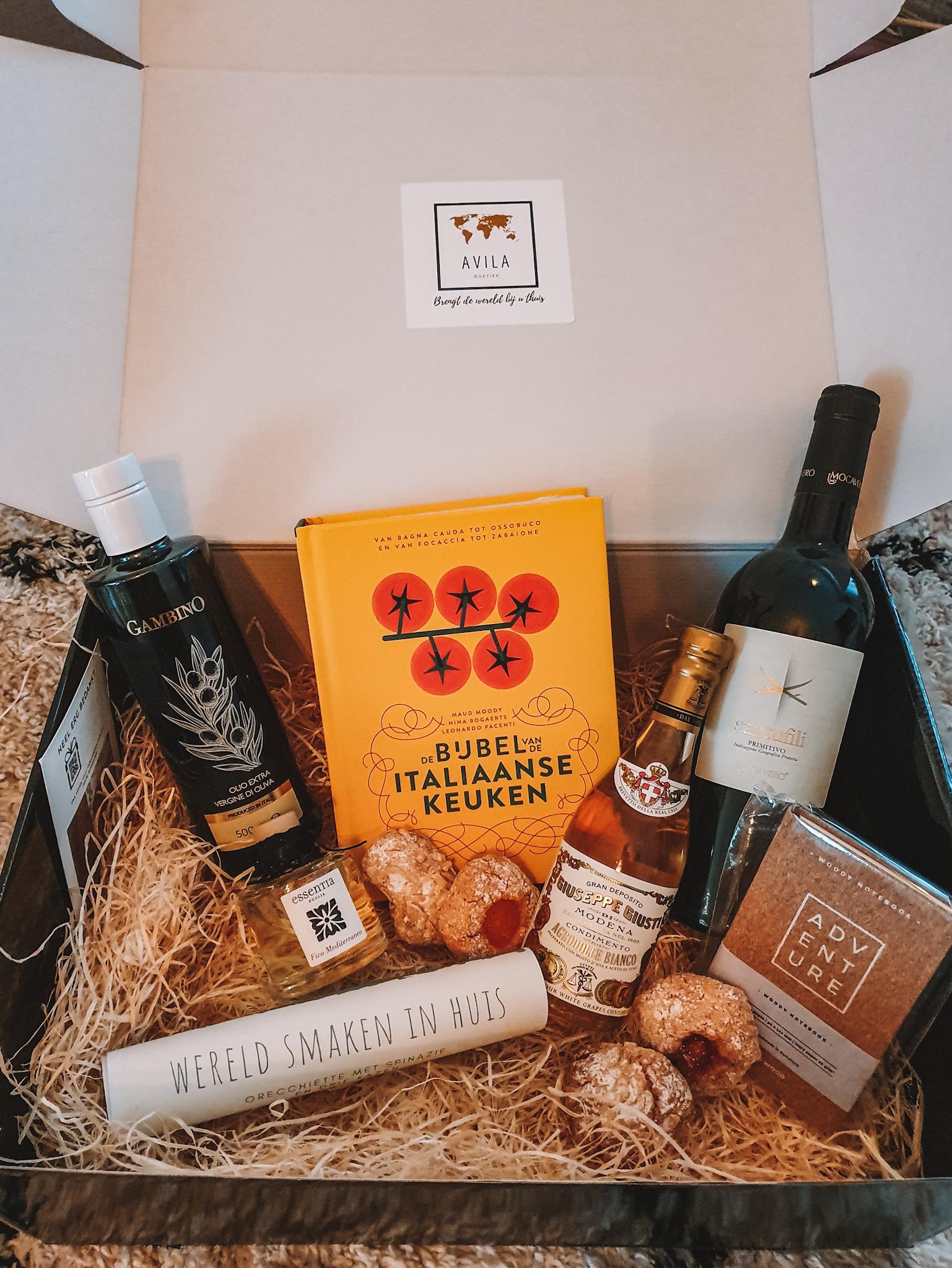 Travel gift box Avila
