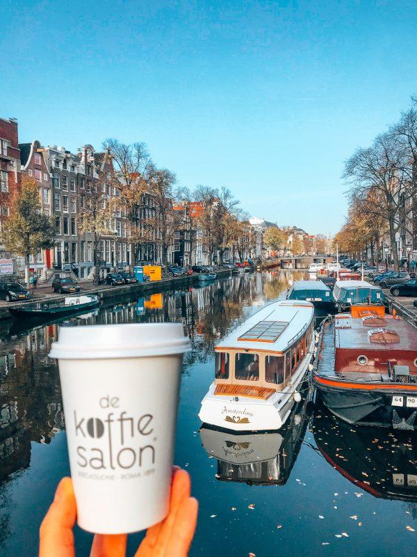 Best coffee in Amsterdam