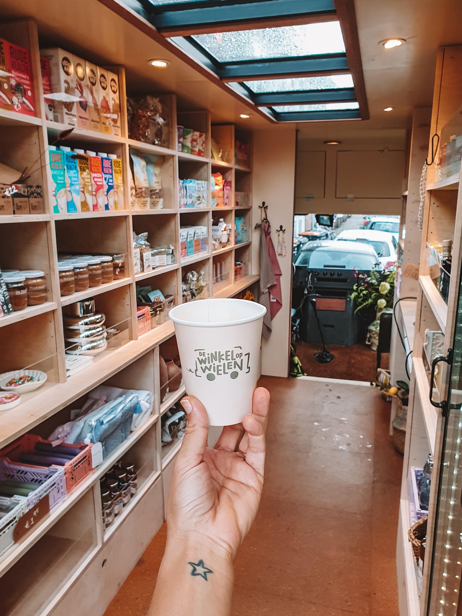 Coffee at Winkel Op Wielen