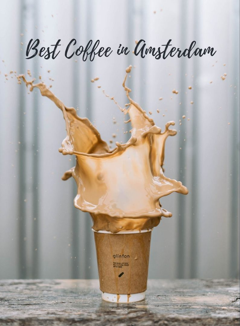Coffee in Amsterdam