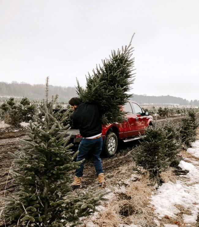 Christmas during lockdown