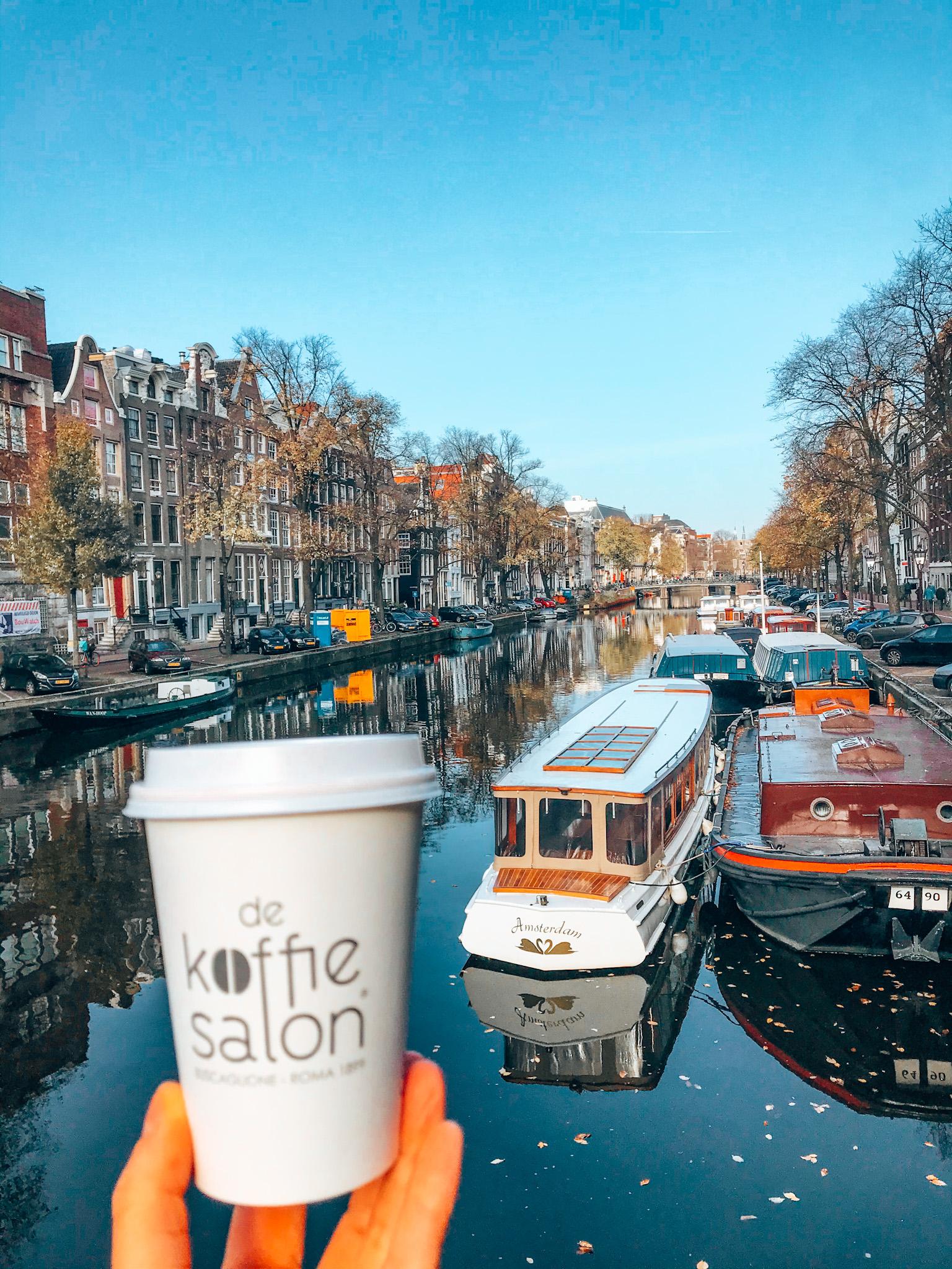De Koffie Salon Amsterdam