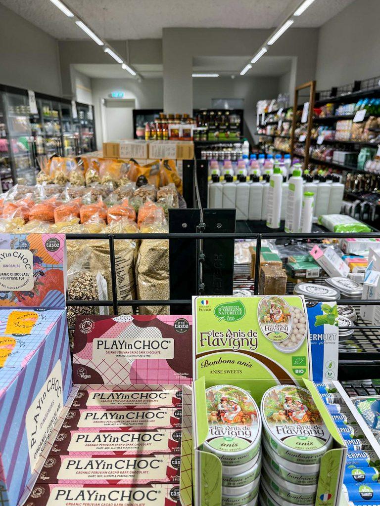 Vegan Fresco supermarket Amsterdam