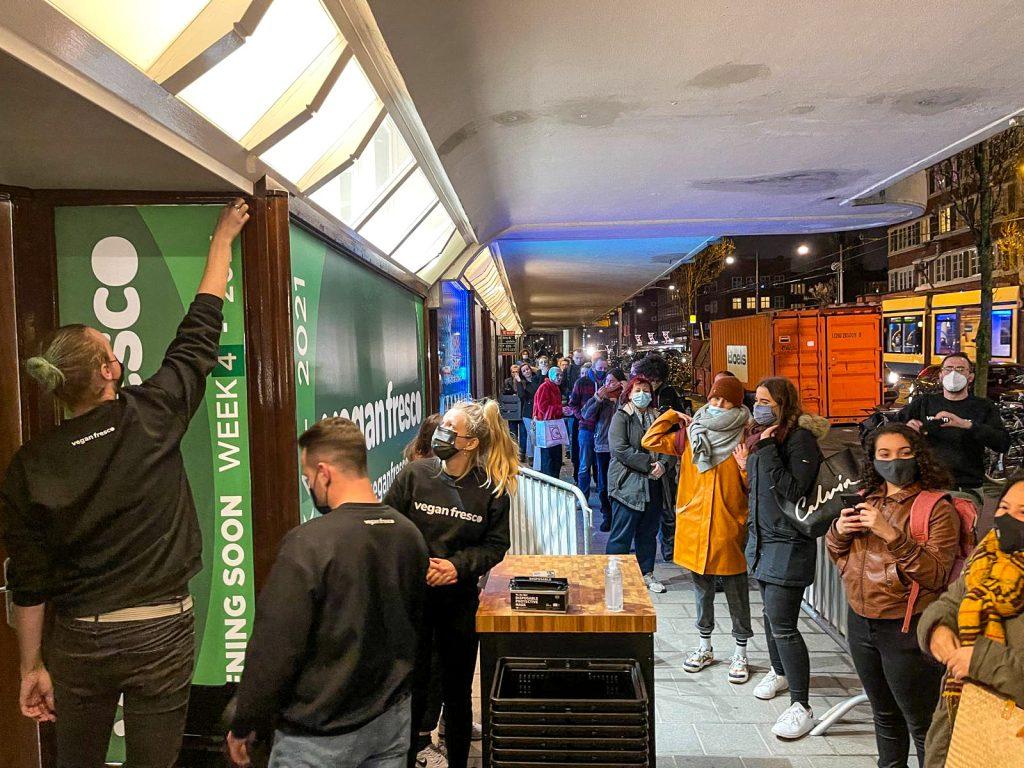 Vegan Fresco opens in Amsterdam