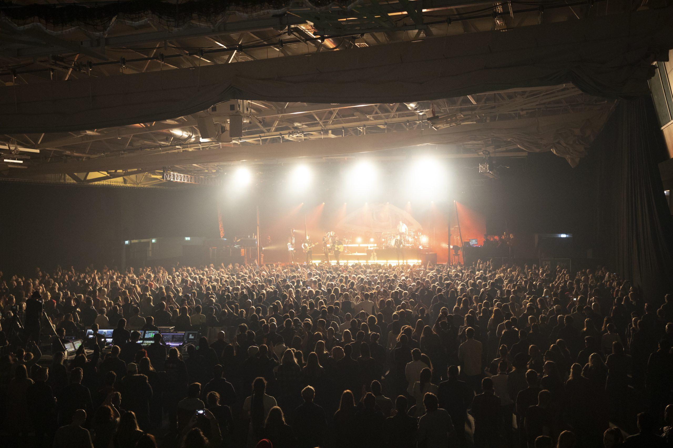 Iceland concert, Live in Reykavjik