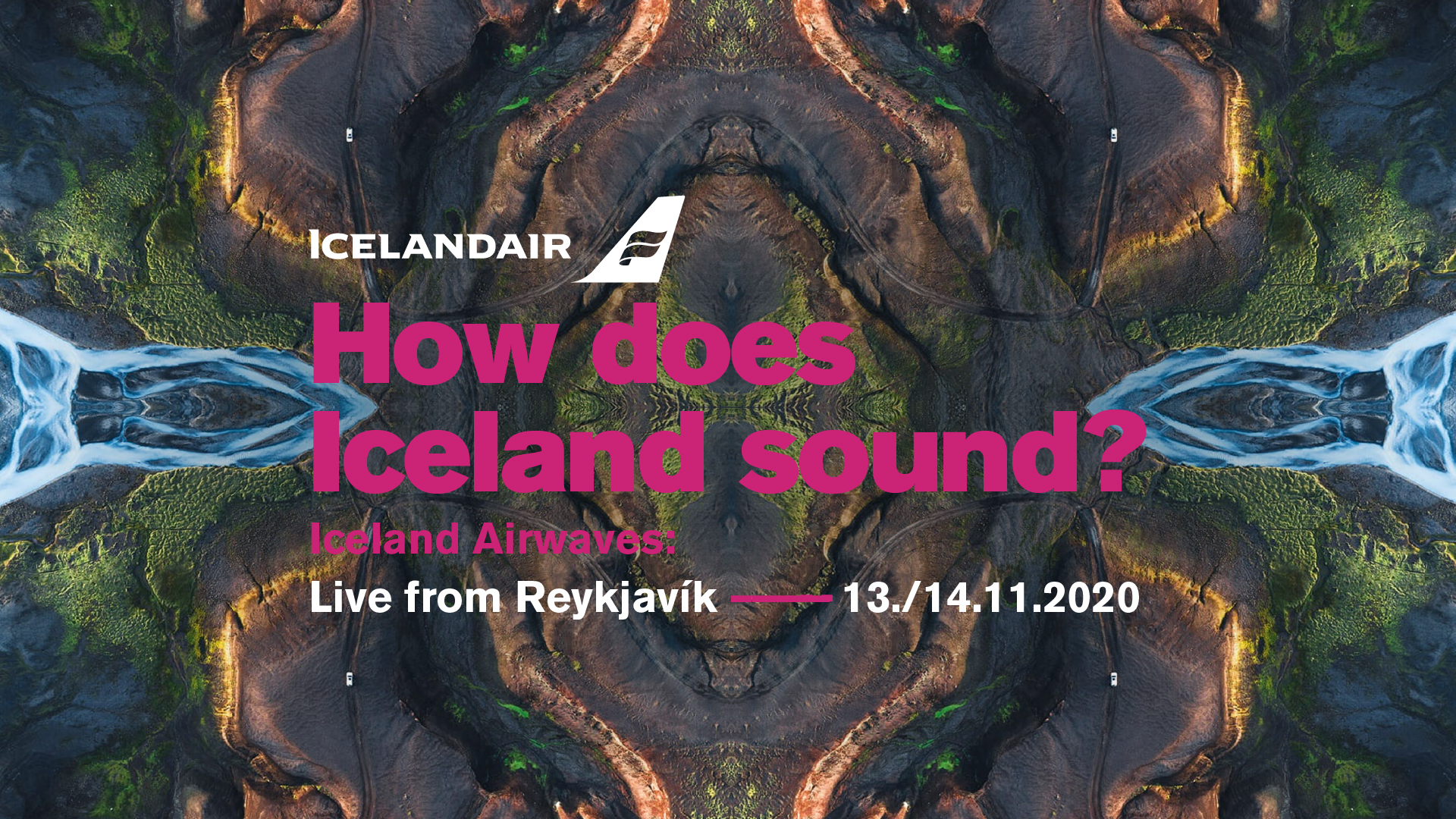how does Iceland sound