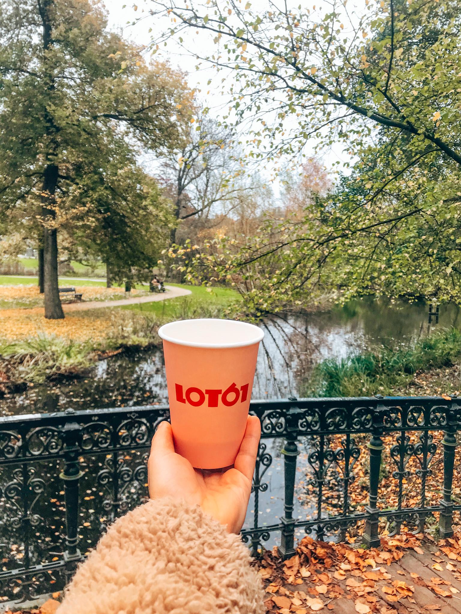 Lot 61, best coffee in Amsterdam
