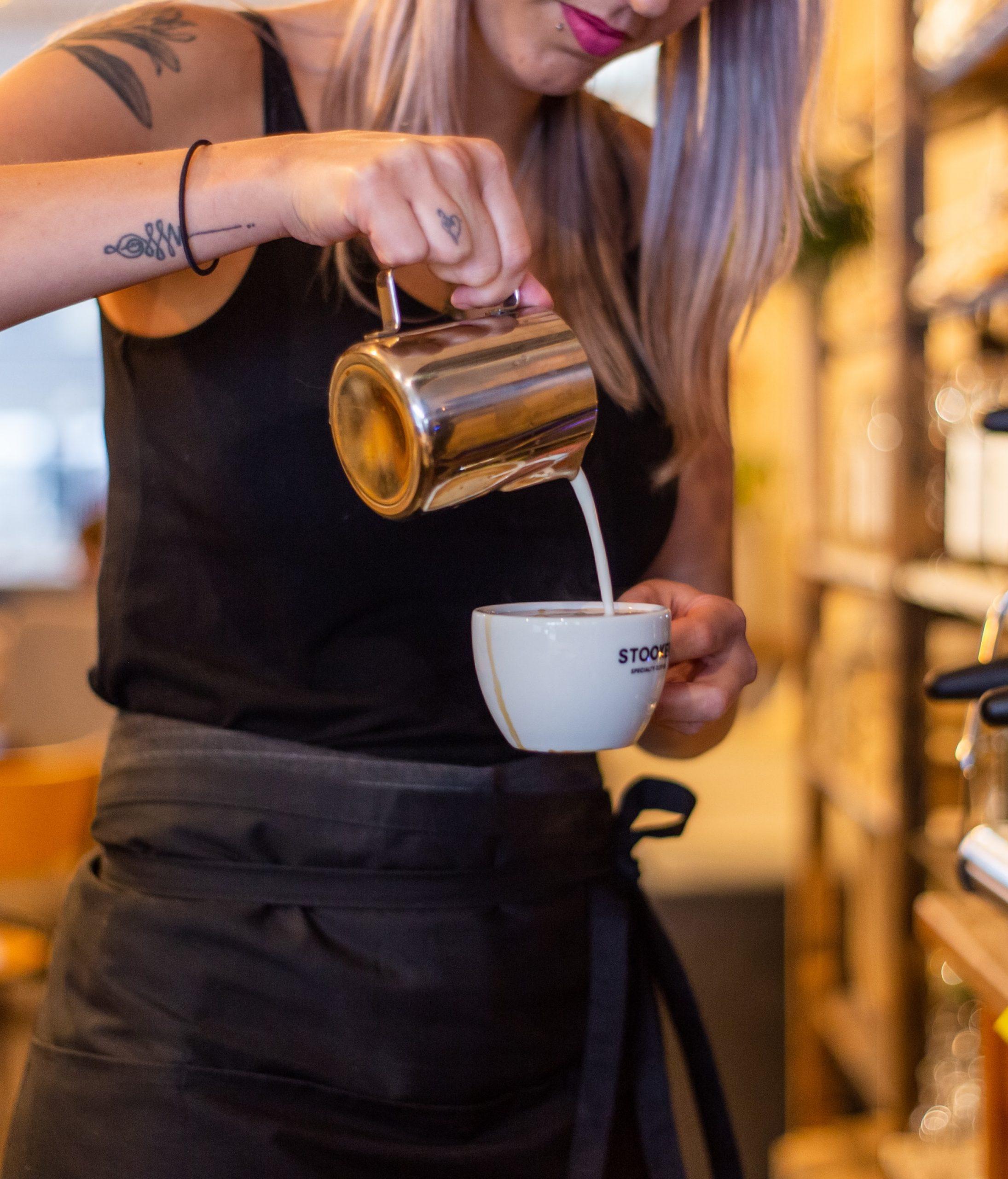 Rise Bakery, best coffee in Amsterdam