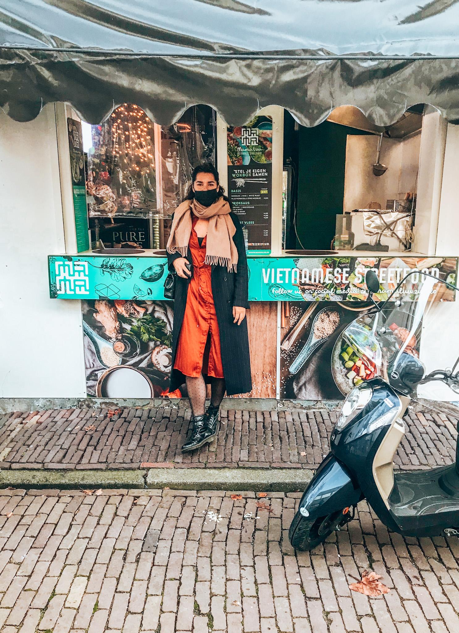 Vietnamese street food Zwolle