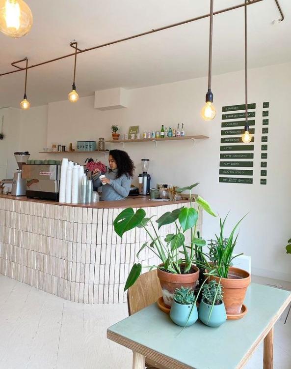 Yusu, best coffee in Amsterdam