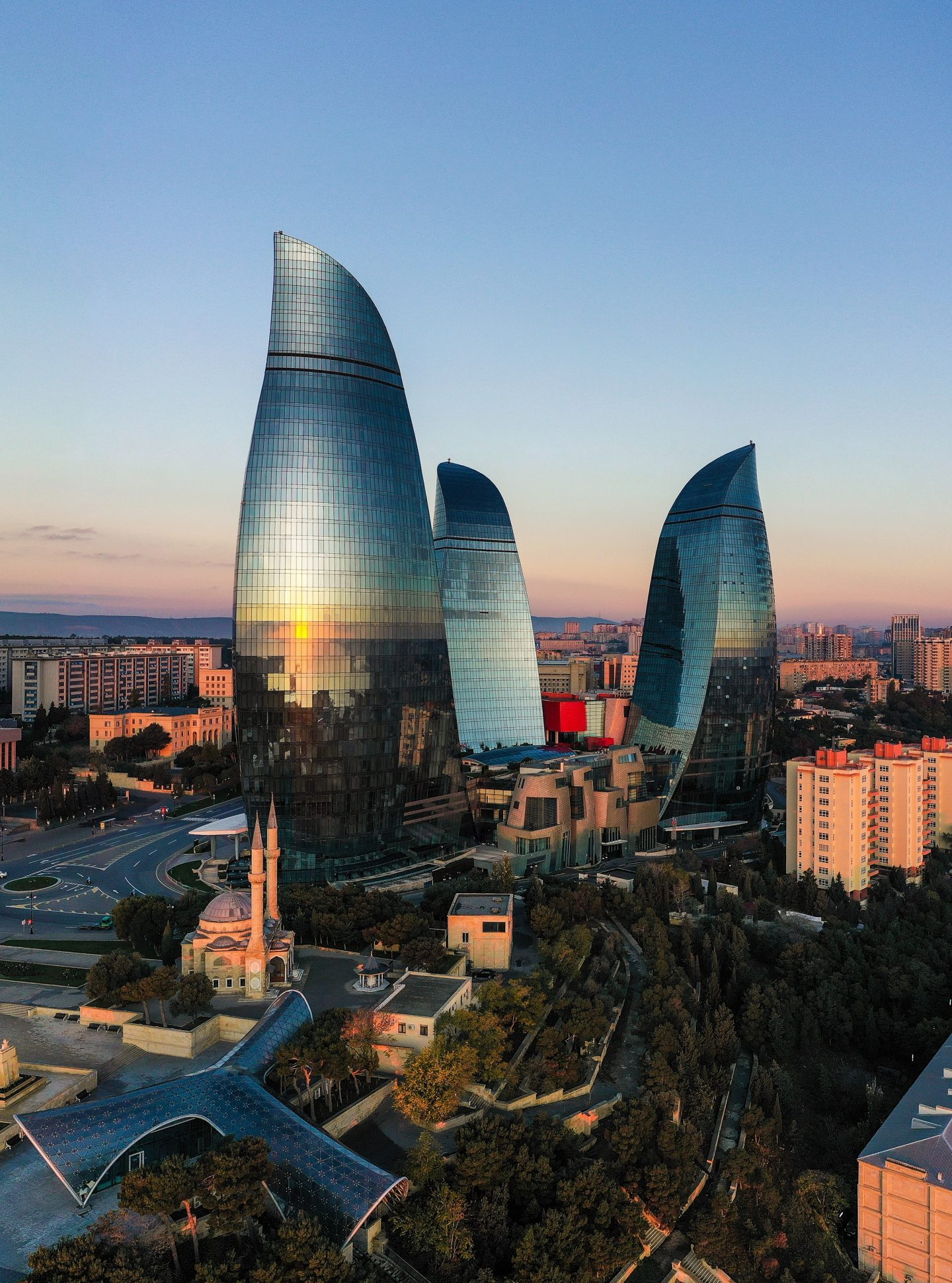 Baku Azerbaijan, underrated city