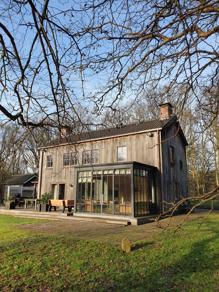 Bosvilla Kennemerduinen house