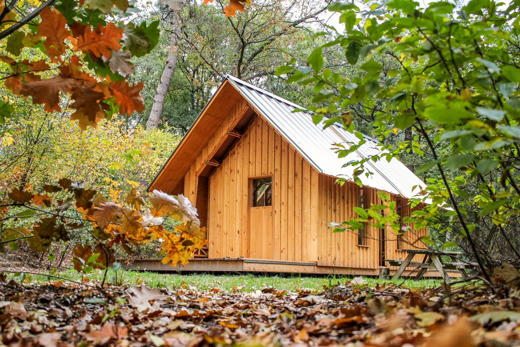 Camping Hartje Groen, Winter glampings