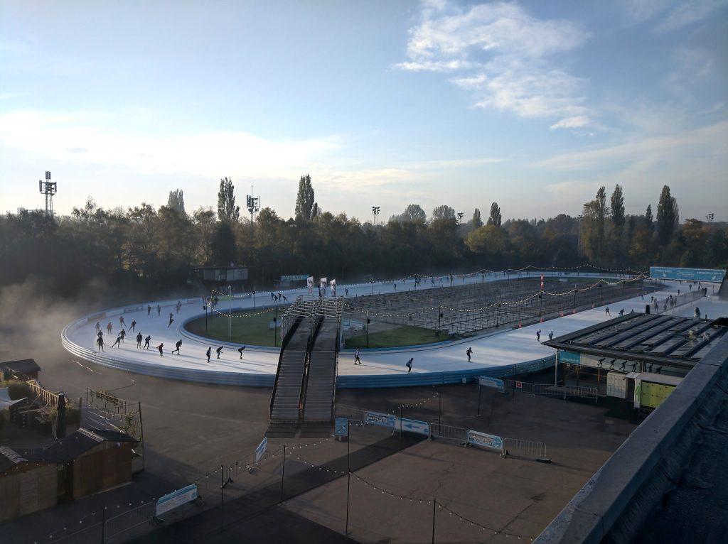 best ice-skating spots Netherlands, Jaap Edenbaan