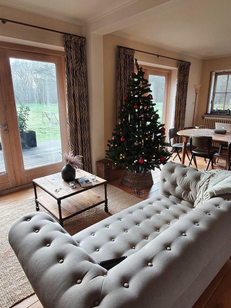 Bosvilla Kennemerduinen livingroom