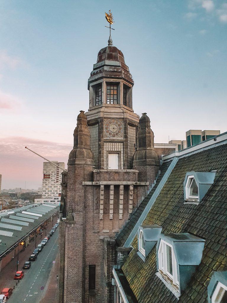 Lloyd Hotel view tower