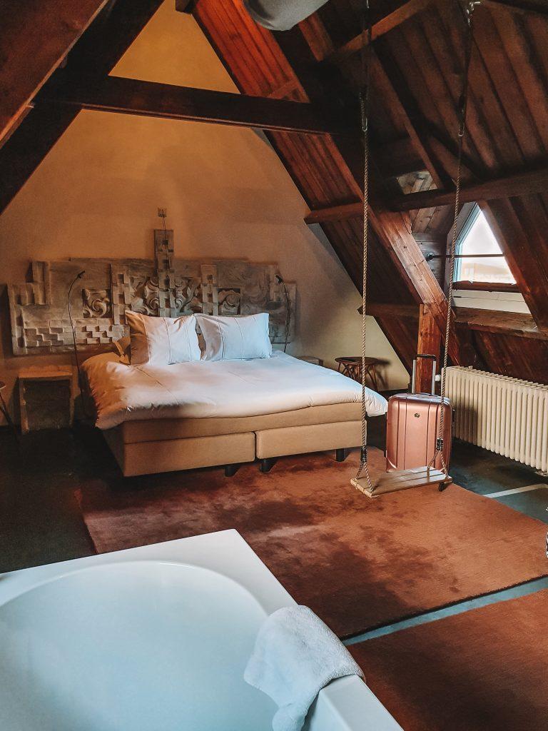 Swing room Lloyd Hotel
