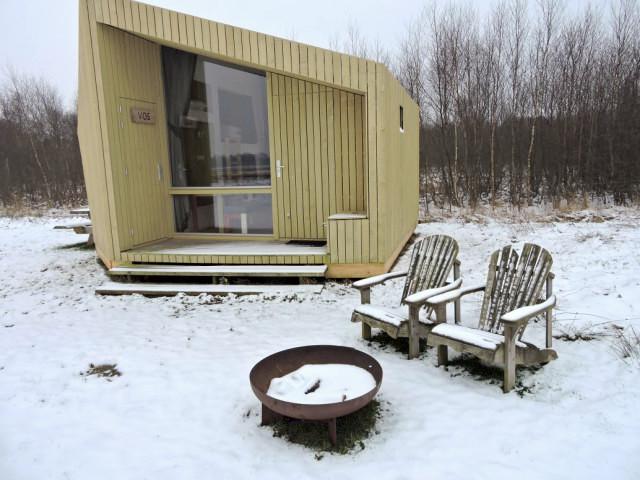 voscheheugte Winter camping