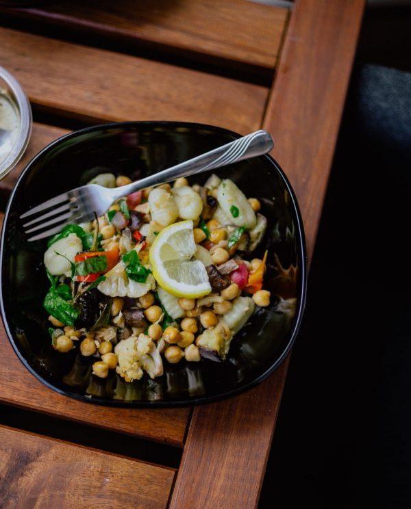 Cauliflower Bowl recipe
