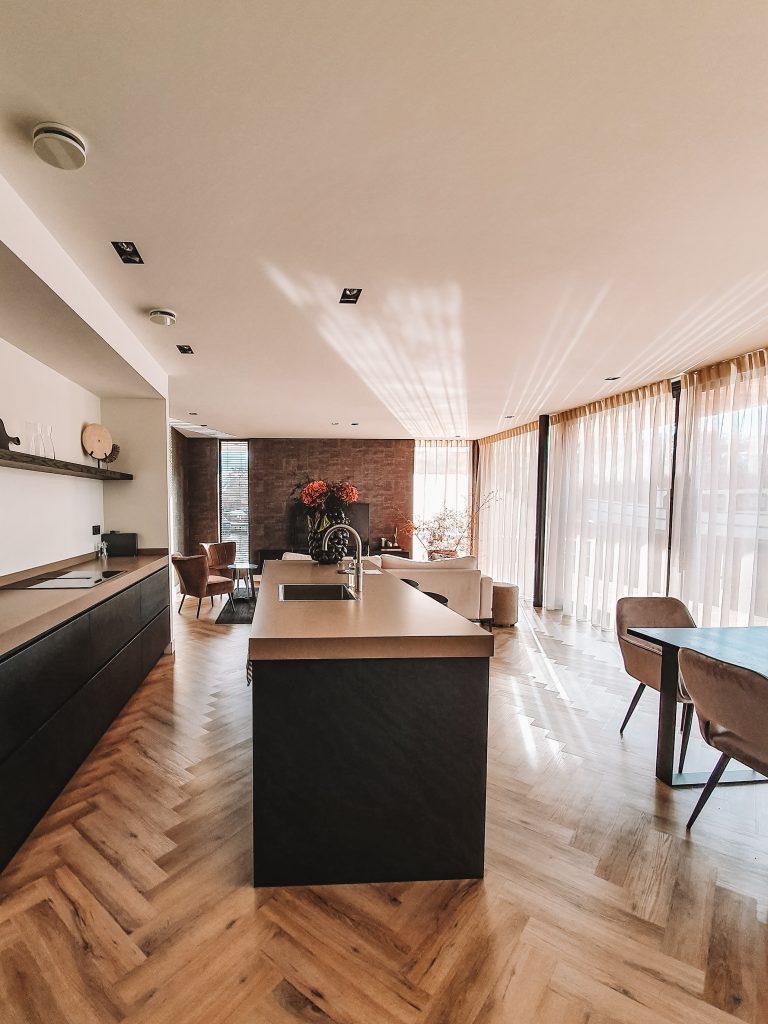 Haven Lake Village, Livingroom