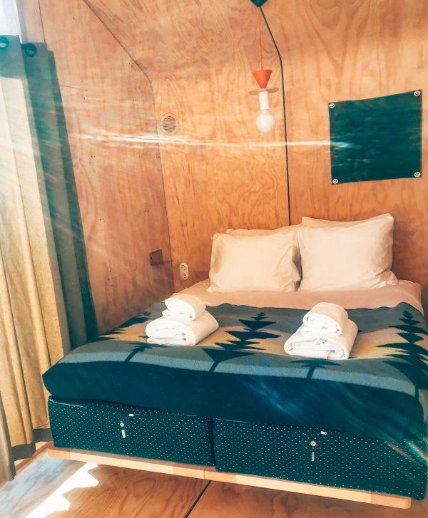 the unbound cabins
