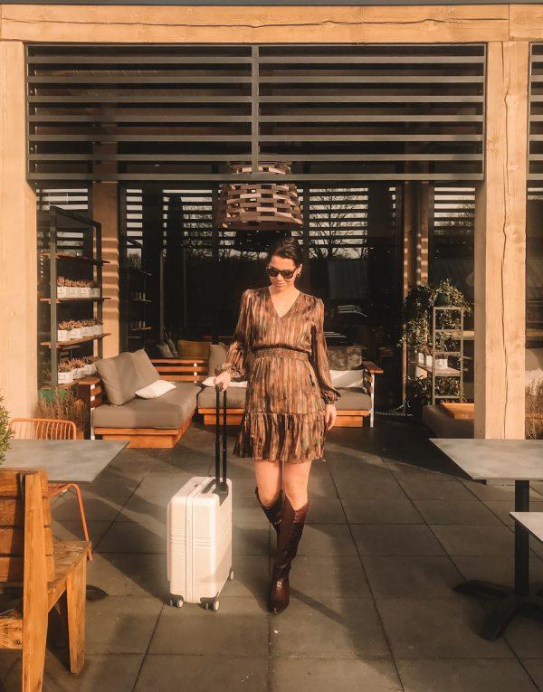 Nortvi sustainable suitcase