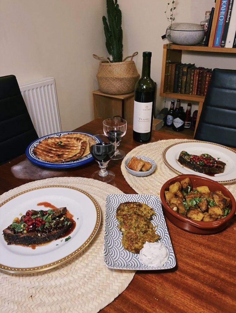 Ceru, home cooking kit London