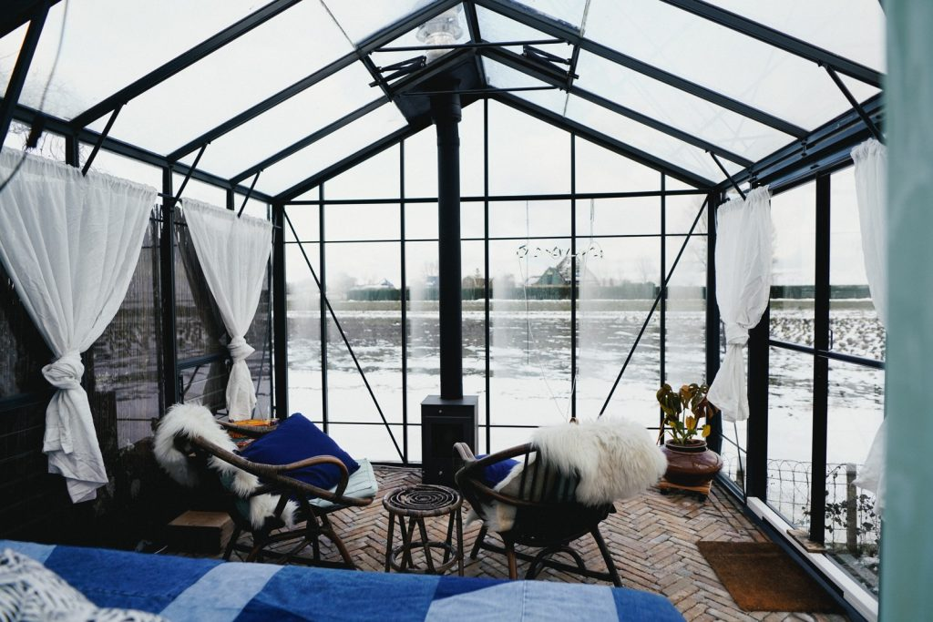 Glasshouse view