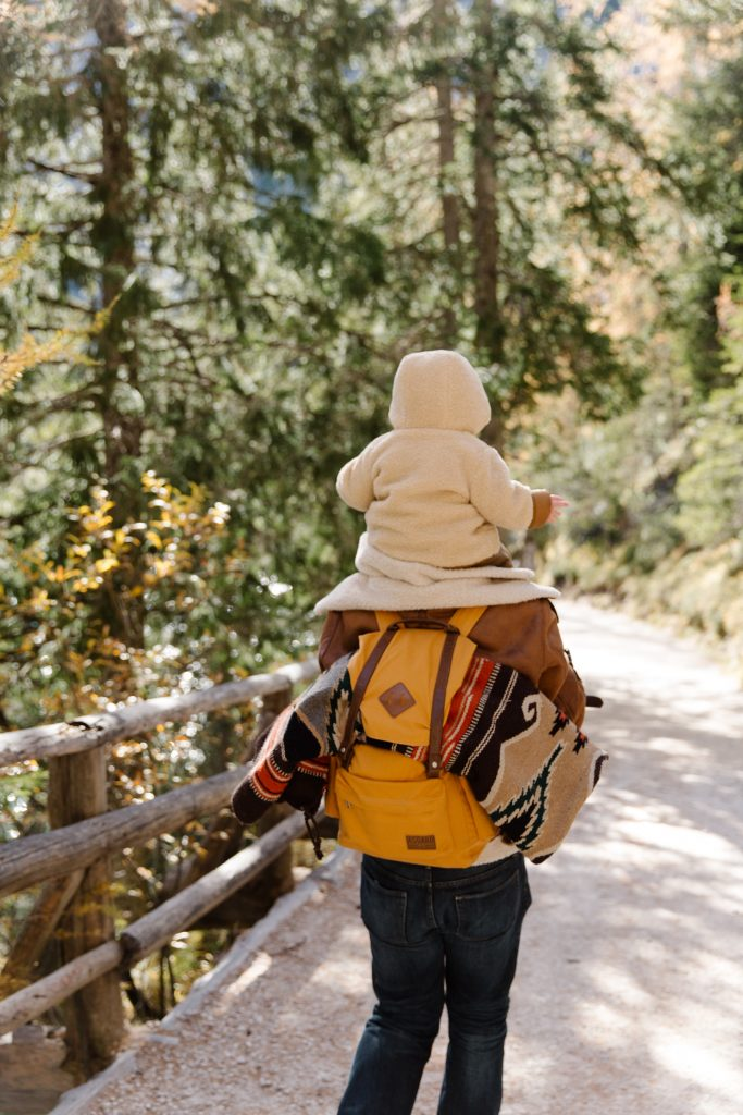 travelling with kids