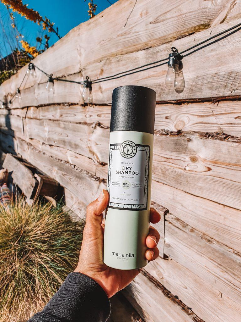 vegan dry shampoo