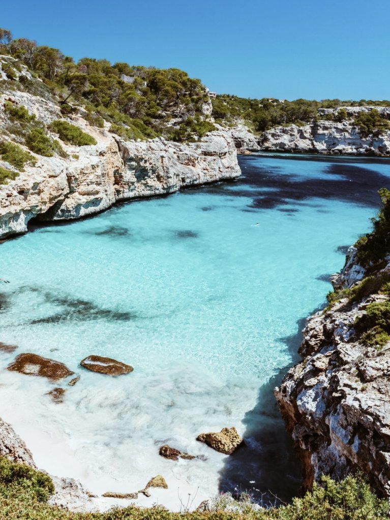 Cala dos Moro Mallorca