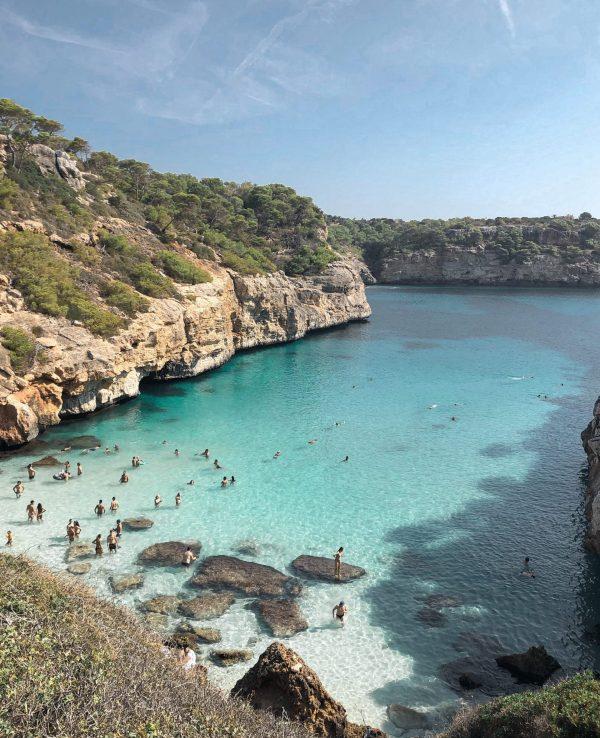 Caló des Moro, 12 must visit spots on Mallorca