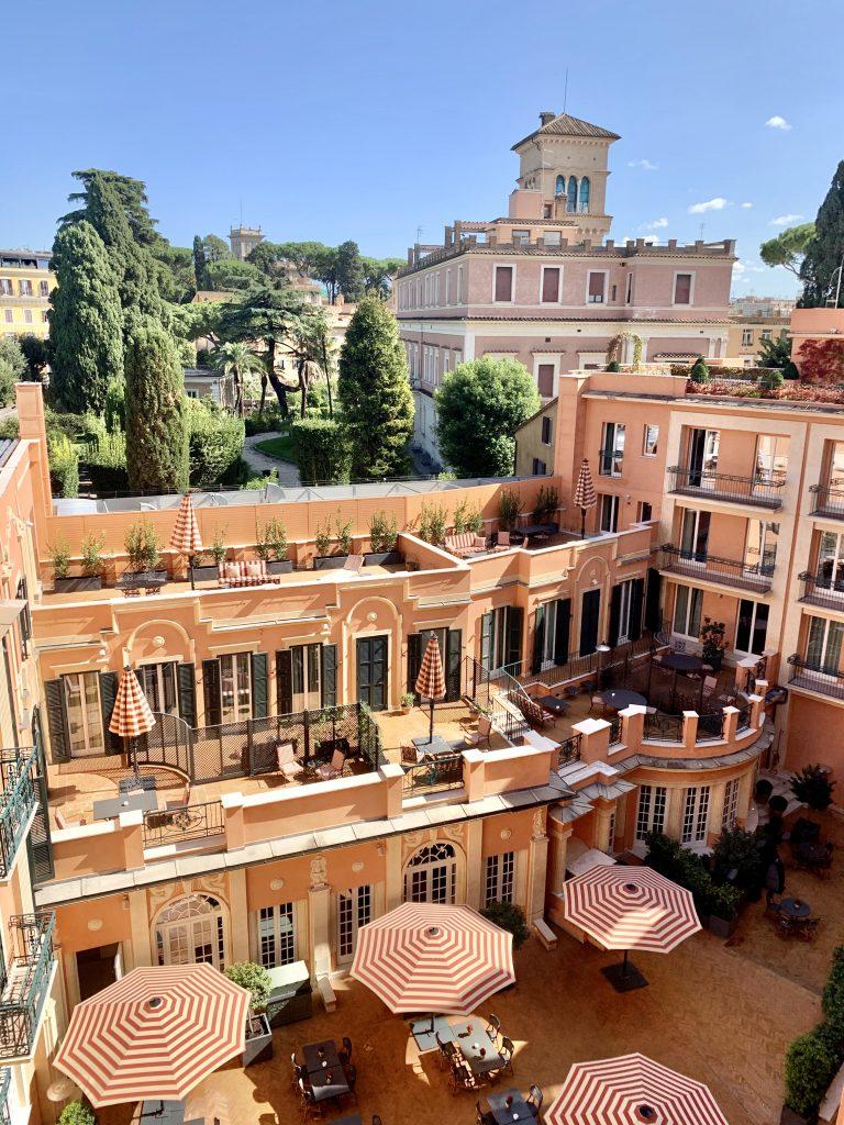 Hotel dela Ville Rome