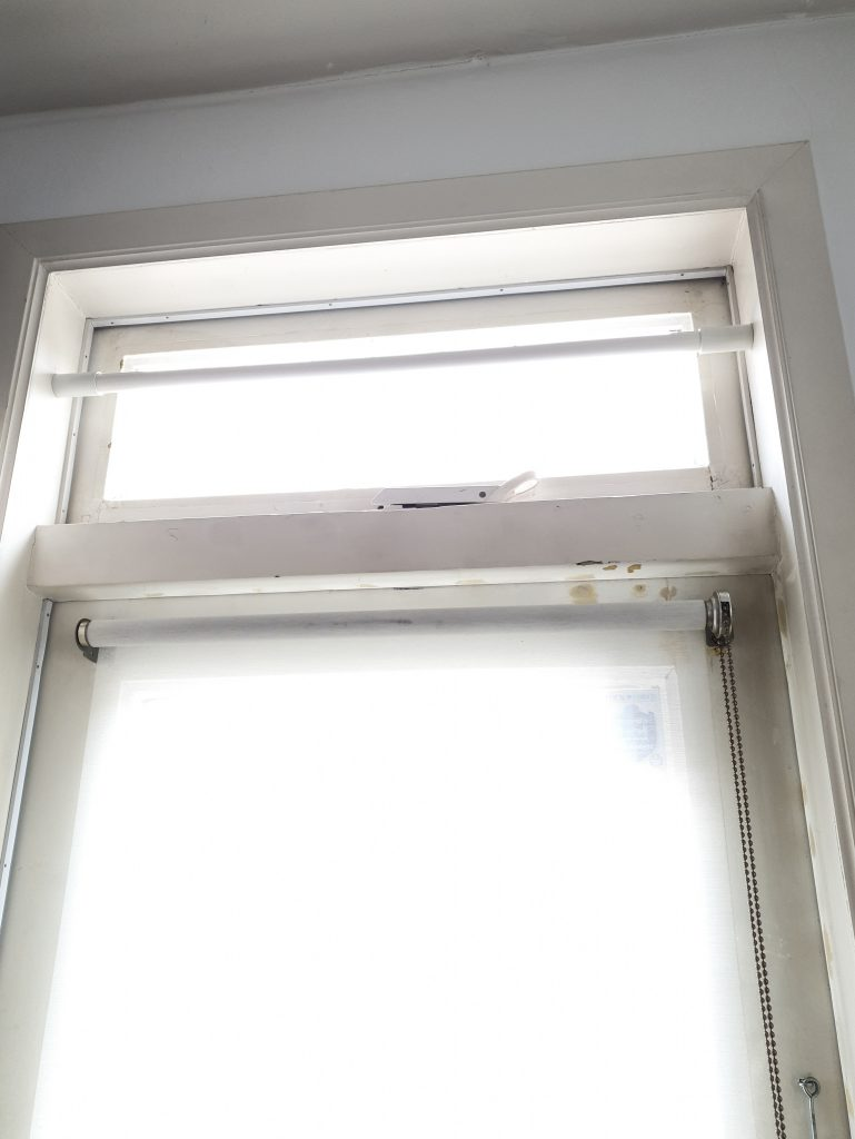 Kitchen window lock