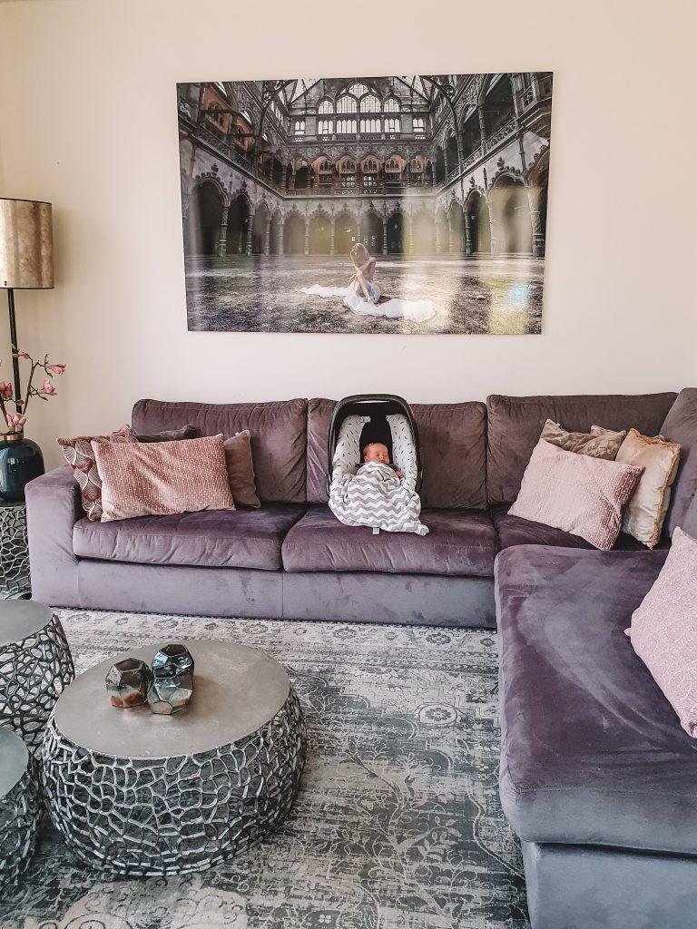 Livingroom Europarcs Villa