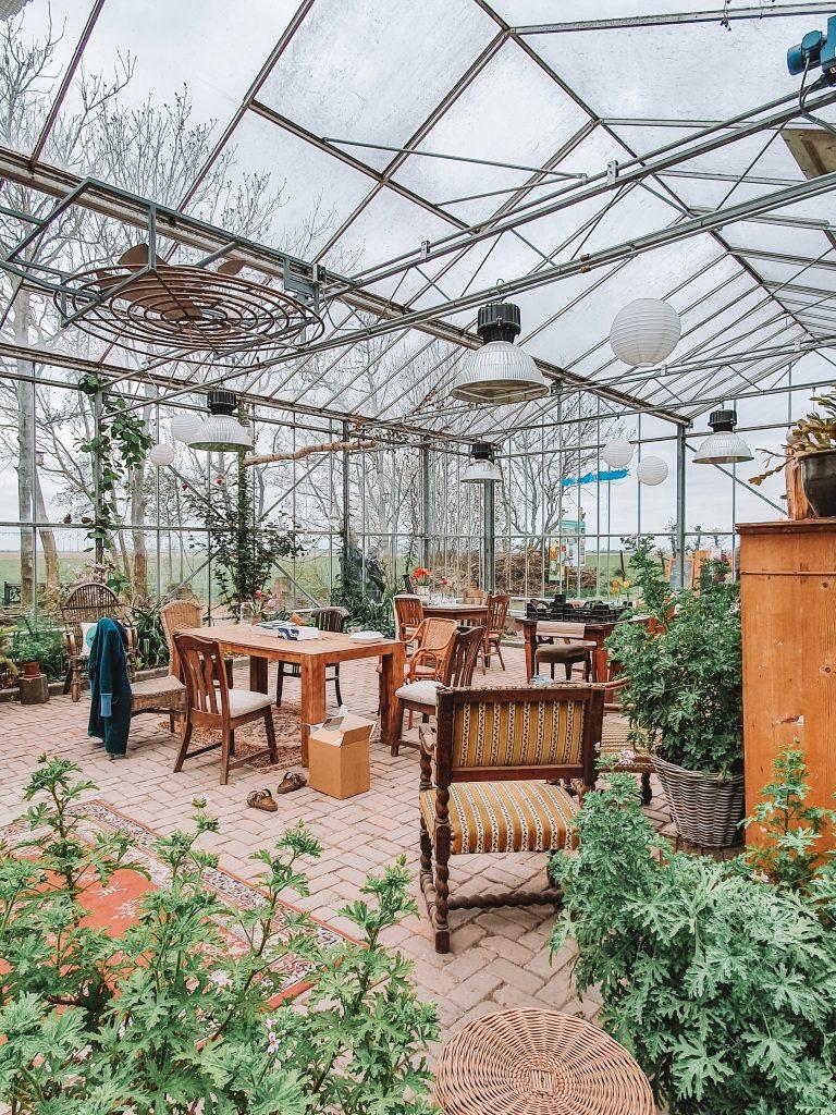 Hanneke's Pluktuin café