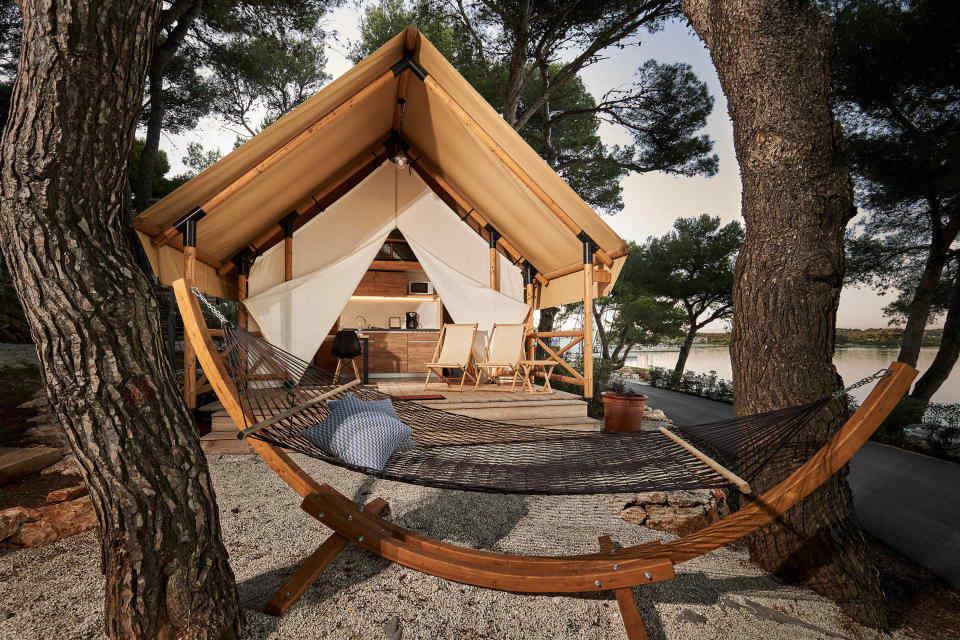 Safari tents Europarcs Zuiderzee
