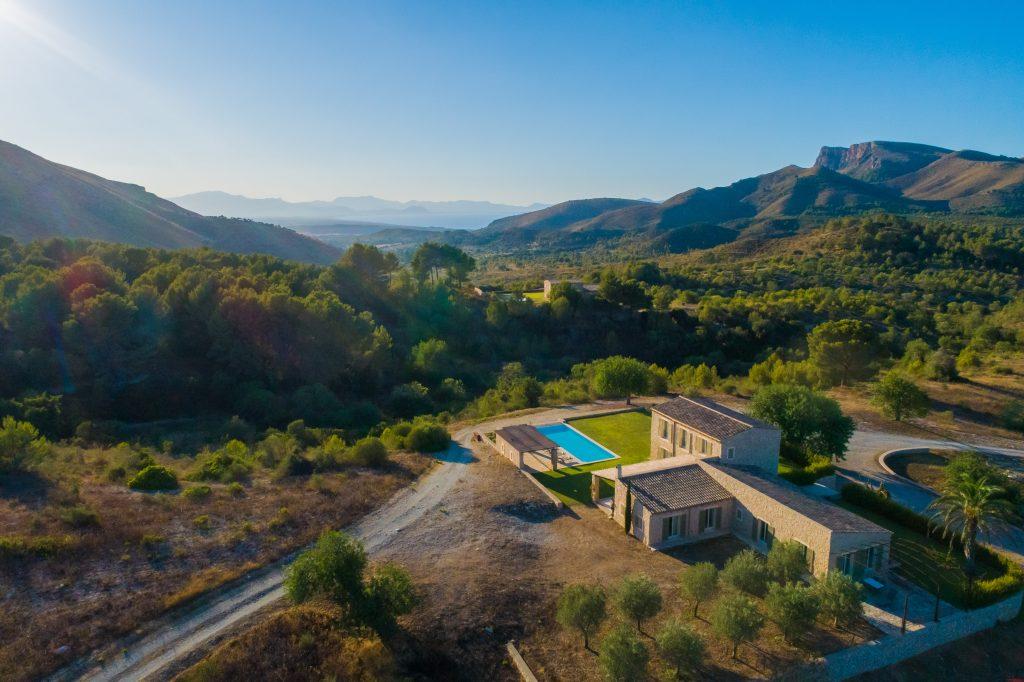Carrossa villa Mallorca