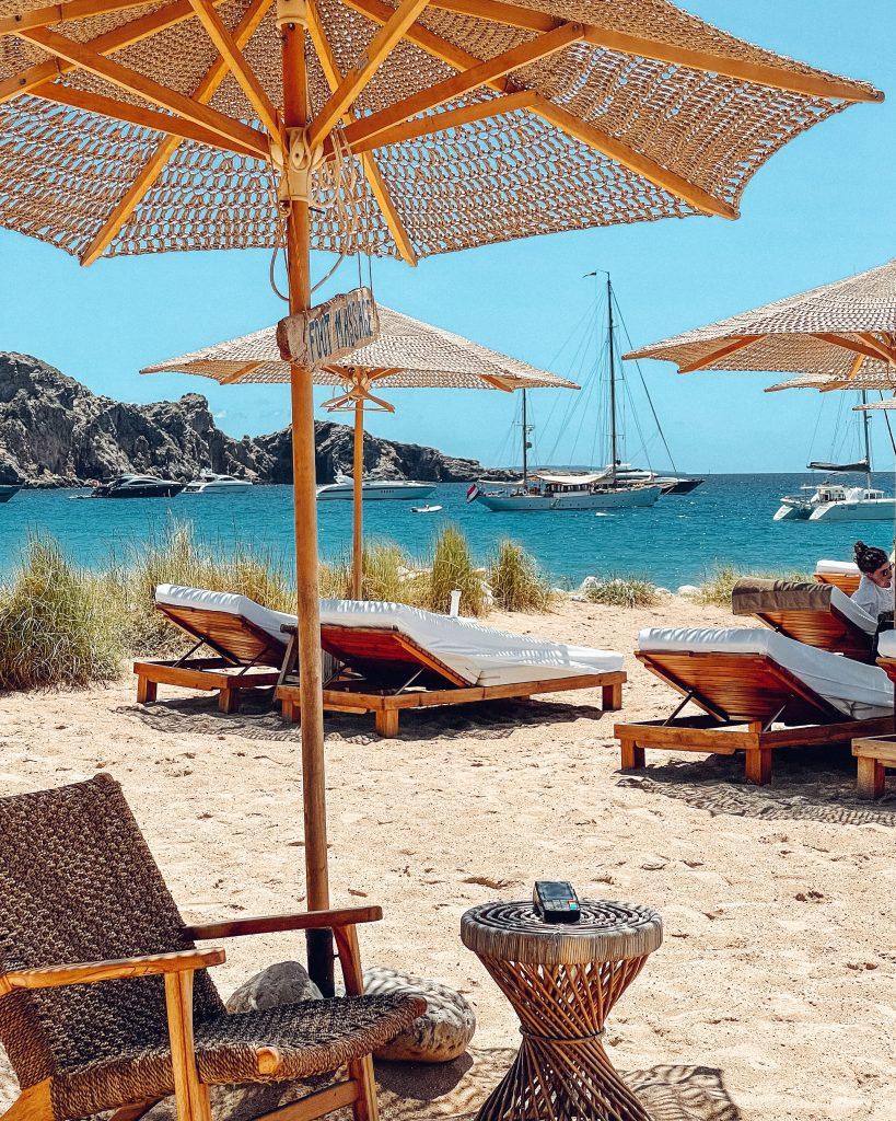 Jondal sunbeds Ibiza