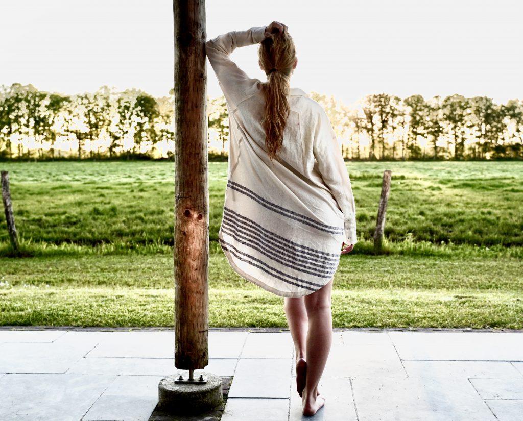 Kim Labrie, Koe in de Kost