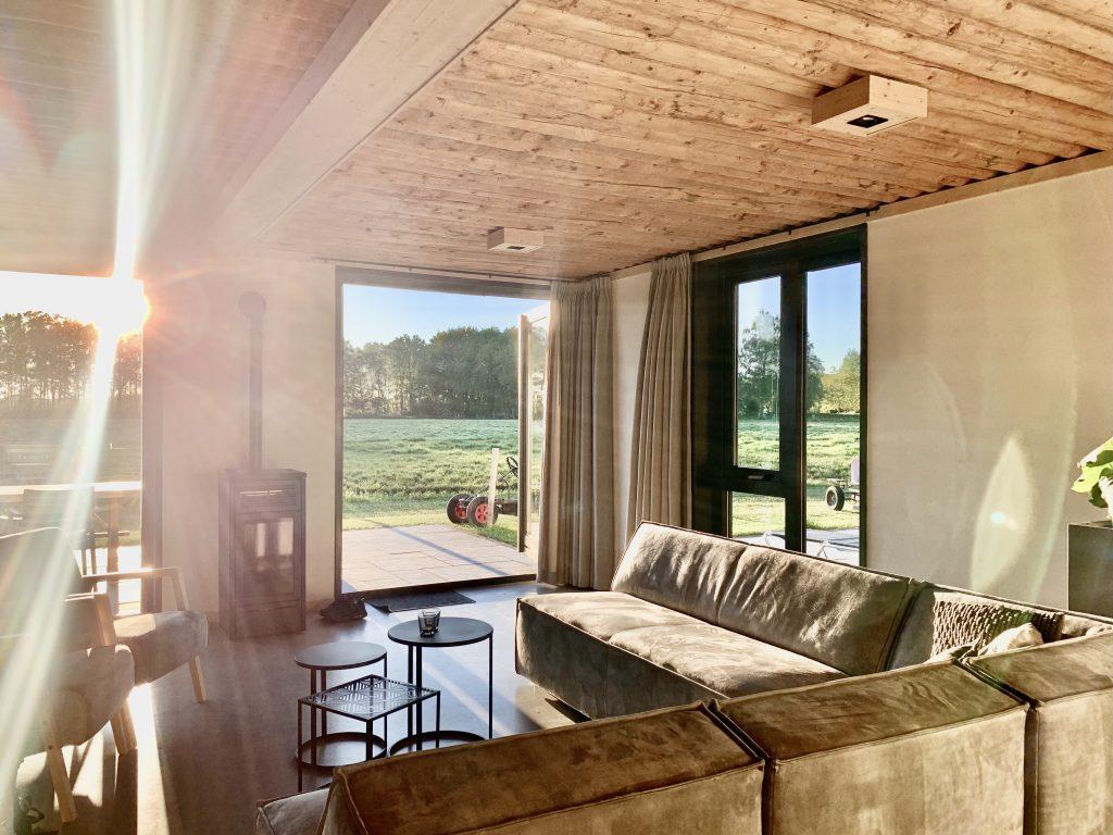 Livingroom Koe in de Kost