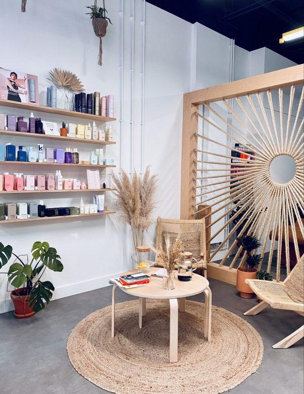 Sustainable salons London