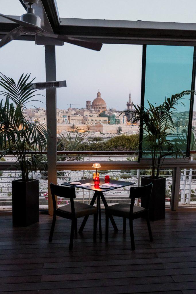Chop House Restaurant malta